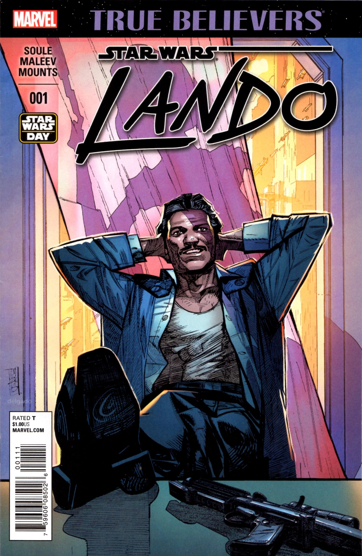 True Believers: Lando #1 (04.05.2016)