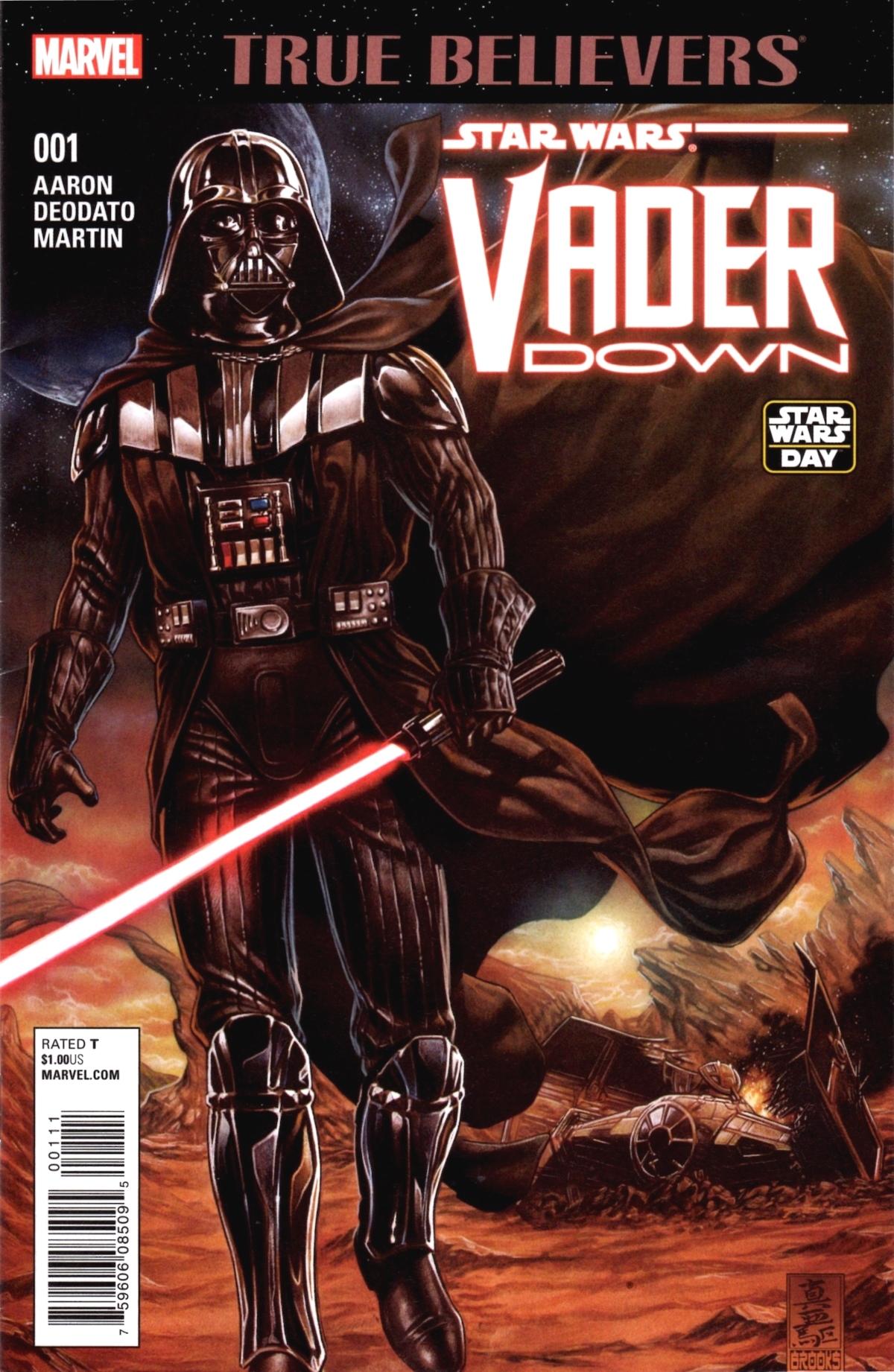 True Believers: Vader Down #1 (04.05.2016)