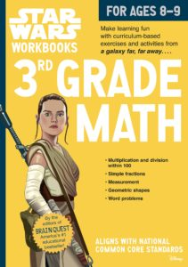 Star Wars Workbook: 3rd Grade Math (28.11.2017)