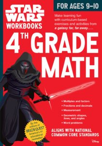 Star Wars Workbook: 4th Grade Math (26.12.2016)
