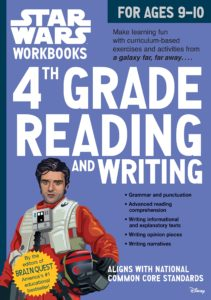 Star Wars Workbook: 4th Grade Reading and Writing (26.12.2017)