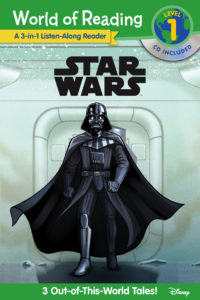 World of Reading: Star Wars Listen Along – 3 World of Reading Level 1 Readers with CD! (26.09.2017)