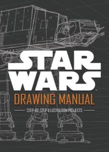 Star Wars Drawing Manual - Step by Step Illustration Projects (03.11.2016)