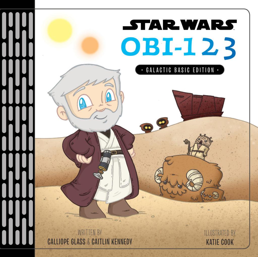 Obi-1,2,3: A Book of Numbers (14.02.2017)