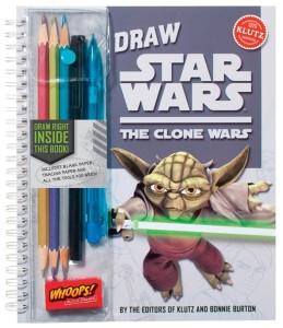 Draw Star Wars: The Clone Wars (15.08.2009)