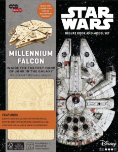 IncrediBuilds: Millennium Falcon Deluxe Book and Model Set (04.10.2016)