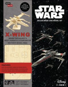 IncrediBuilds: X-Wing Deluxe Book and Model Set (18.10.2016)