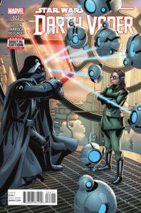Darth Vader #22 (29.06.2016)
