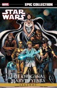Star Wars Legends Epic Collection: The Original Marvel Years Volume 1 (08.11.2016)