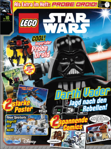 LEGO Star Wars Magazin #10 (19.03.2016)