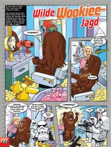 LEGO Star Wars Magazin #10 - Vorschau Seite 22