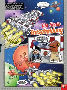LEGO Star Wars Magazin #10 - Vorschau Seite 5