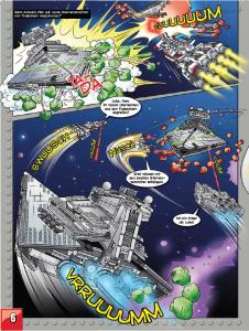 LEGO Star Wars Magazin #10 - Vorschau Seite 6
