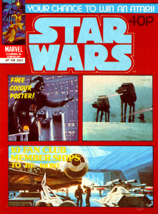 Star Wars Monthly #159 (Juli 1982)
