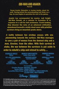 Obi-Wan & Anakin #3 - Vorschauseite 1