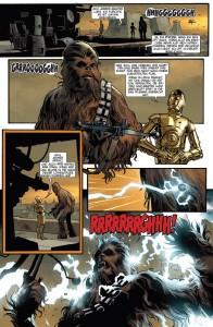 Star Wars #9 - Vorschauseite 1