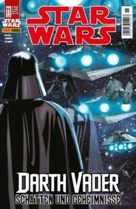 Star Wars #11: Darth Vader: Schatten und Geheimnisse, Teil 3 & 4 (22.06.2016)