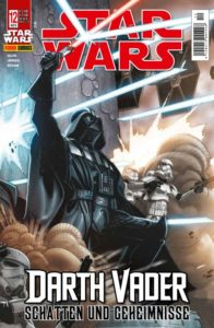 Star Wars #12: Darth Vader: Schatten und Geheimnisse, Teil 5 & 6 (20.07.2016)