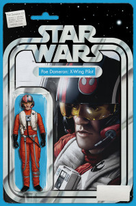 Poe Dameron #1 (Action Figure Variant Cover) (06.04.2016)