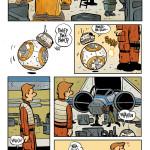 Poe Dameron #1 - Vorschau zum BB-8-Bonuscomic