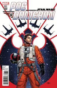 Poe Dameron #1 (John Cassaday Variant Cover) (06.04.2016)