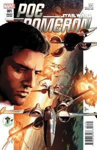 Poe Dameron #1 (Mike Deodato Emerald City Comicon Variant Cover) (07.04.2016)