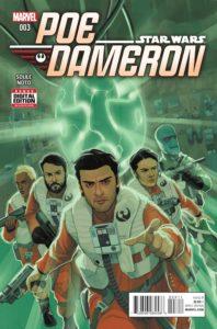 Poe Dameron #3 (08.06.2016)