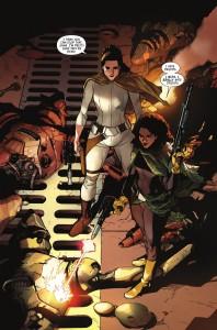 Star Wars #17 - Vorschauseite 2
