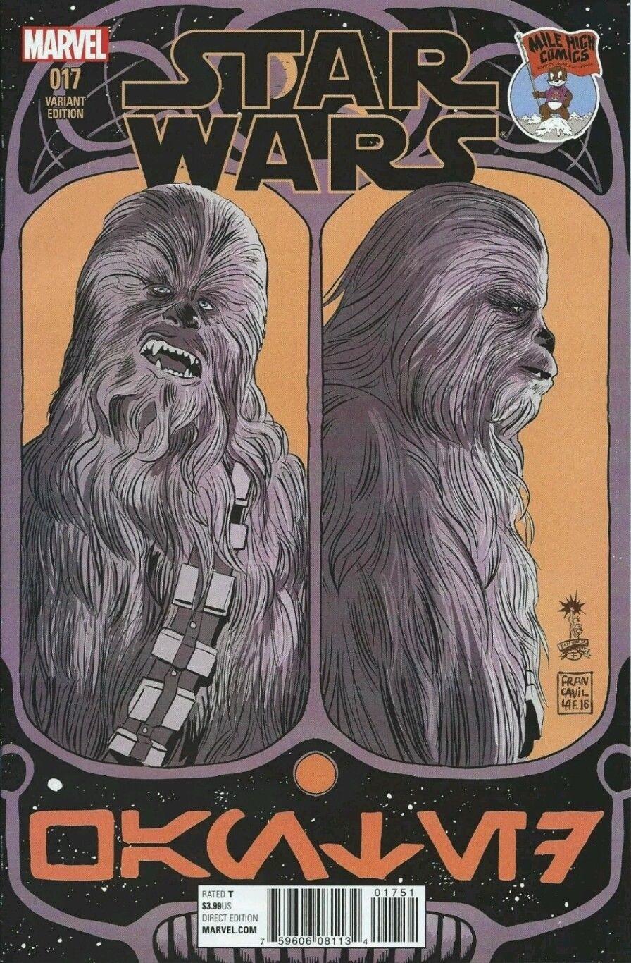 Star Wars #17 (Francesco Francavilla Mile High Comics Variant Cover) (23.03.2016)