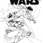 Star Wars #18 (Leinil Francis Yu Sketch Variant Cover) (27.04.2016)