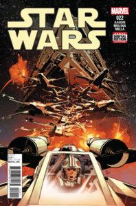 Star Wars #22 (24.08.2016)