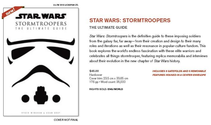 <em>Stormtroopers: The Ultimate Guide</em>