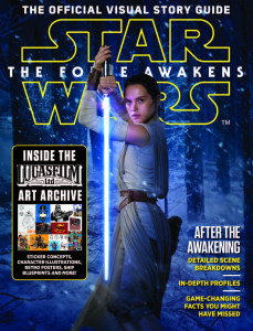 Star Wars: The Force Awakens: The Official Visual Story Guide (15.03.2016)