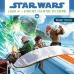 Leia and the Great Island Escape (06.12.2016)