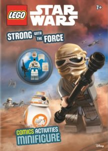 LEGO Star Wars: Strong with the Force - Activity Book with Minifigure (04.10.2016)