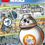 LEGO Star Wars: Spot the Galactic Heroes - A Search-and-Find Book (06.10.2016)