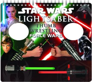 Lightsaber Thumb Wrestling: Force Wars (02.08.2016)