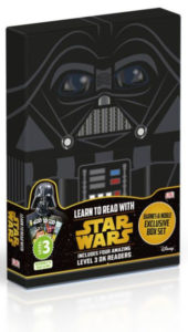Learn to Read with Star Wars: Darth Vader Level 3 (Barnes & Noble Exclusive Box Set) (12.12.2017)