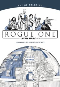Art of Coloring: Star Wars: Rogue One (20.12.2016)