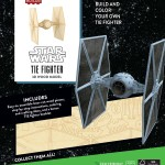 IncrediBuilds: TIE Fighter - 3D Wood Model (14.06.2016)