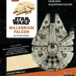 IncrediBuilds: Millennium Falcon - 3D Wood Model (04.10.2016)