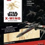 IncrediBuilds: X-Wing 3D Wood Model (04.10.2016)