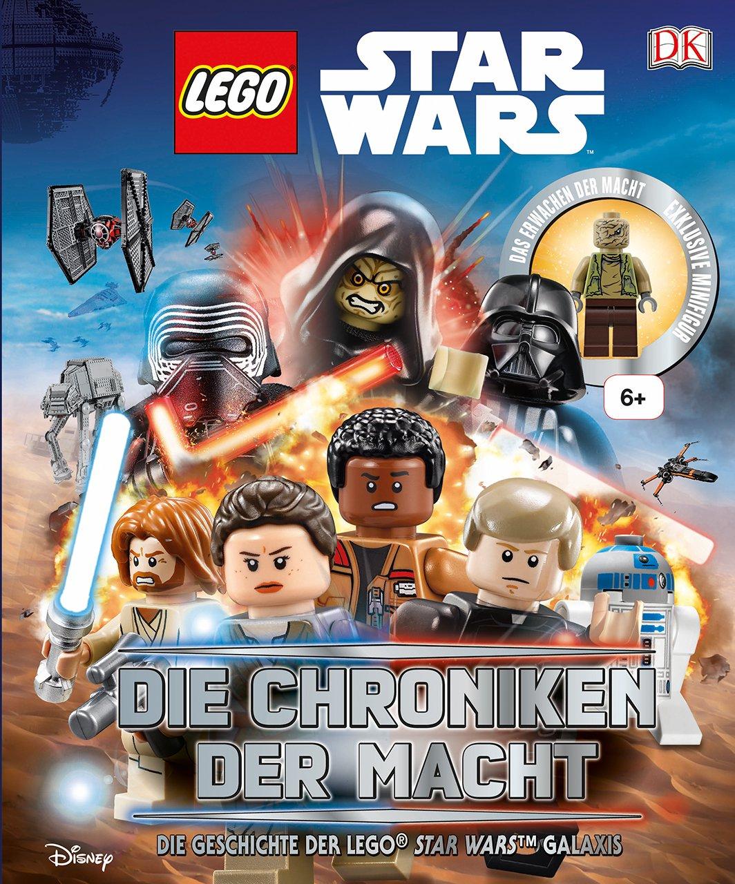 NEU Die Dunkle Seite Hintergrundgeschichten Fachbuch LEGO® Star Wars™