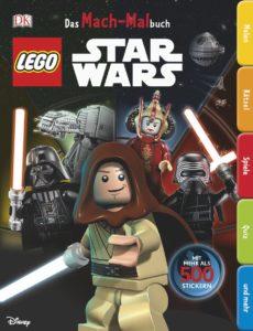 LEGO Star Wars: Das Mach-Malbuch (25.07.2016)