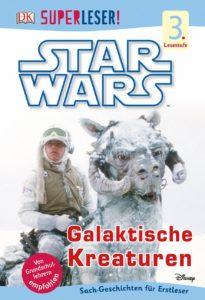Galaktische Kreaturen (SUPERLESER! Stufe 3) (27.06.2016)
