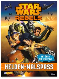 Star Wars Rebels: Helden-Malspaß (28.07.2016)