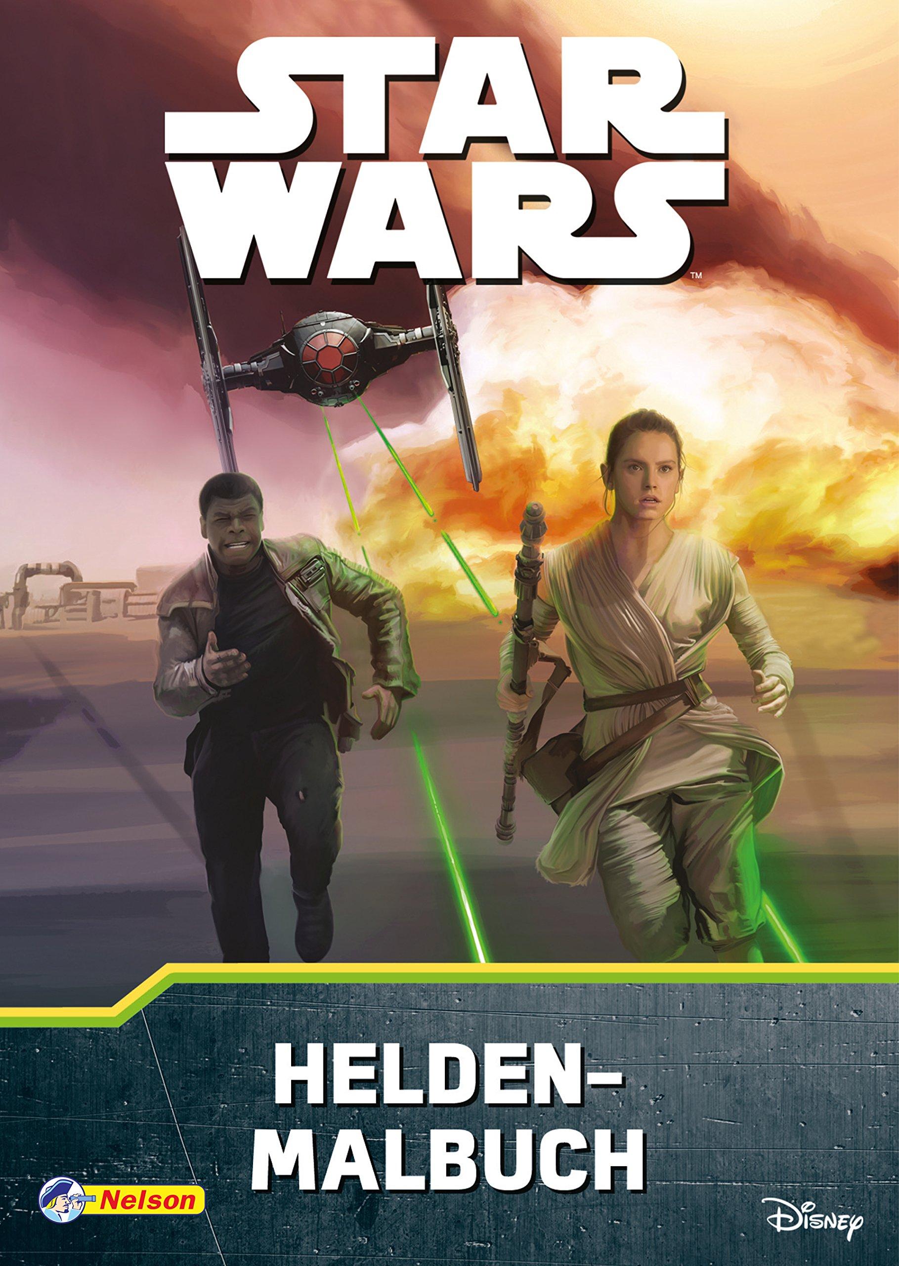 Star Wars: Das Erwachen der Macht: Helden-Malbuch – Datenbank – Jedi ...
