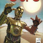 Star Wars Special: C-3PO #1 (Salvador Larroca GameStop Variant Cover) (13.04.2016)