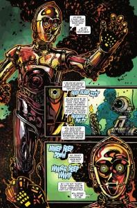 C-3PO #1 - Vorschauseite 4