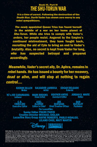 Darth Vader #19 - Vorschauseite 1